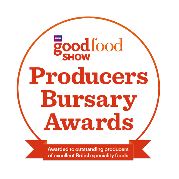 September 2017 – Hungry Squirrel wins a BBC Good Food Show Producers Bursary Award