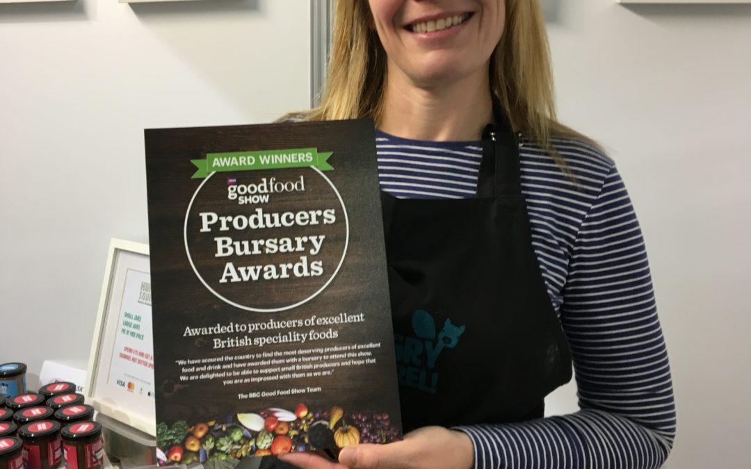 20 – 22 October 2017 – BBC Good Food Show Glasgow
