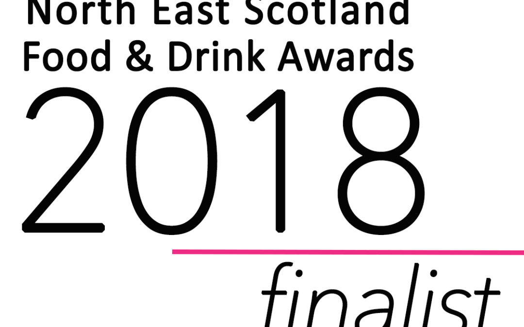 23 February 2018 – Shortlisted for two categories in the North East Food & Drink Awards