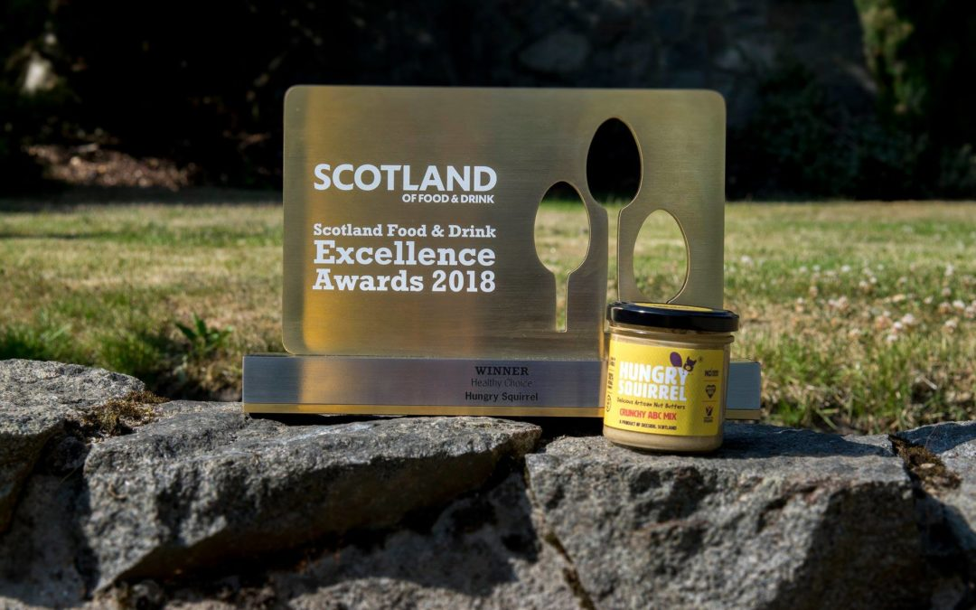 Scotland Food & Drink Excellence Awards 2018 – Healthy Choice