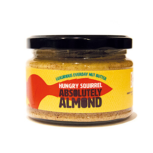 Absolutely Almond Nut Butter