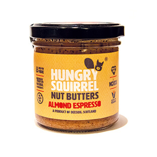 Almond Espresso Nut Butter