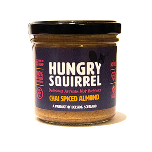 Chai Spiced Almond Nut Butter