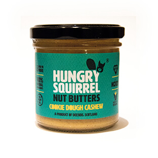 Cookie Dough Cashew Nut Butter