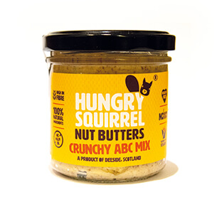 Crunchy ABC Mix Nut Butter