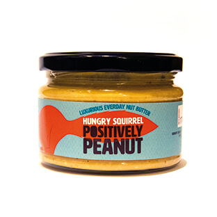 Positively Peanut Butter