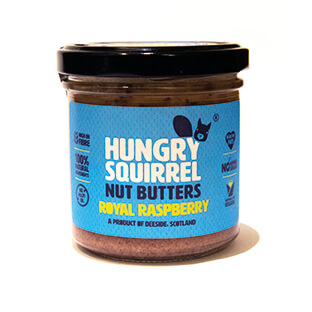 Royal Raspberry Nut Butter