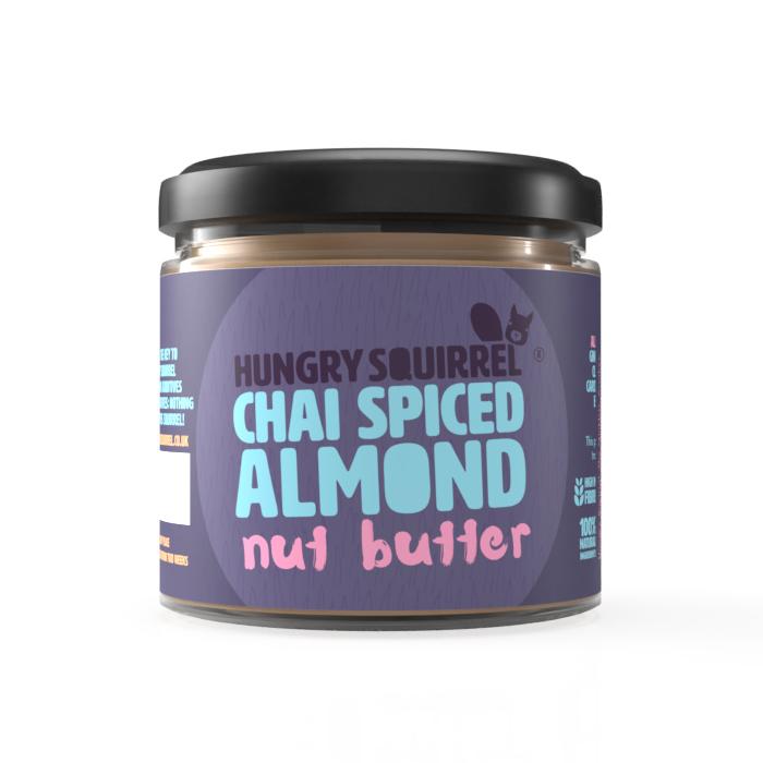 Chai Spiced Almond Nut Butter