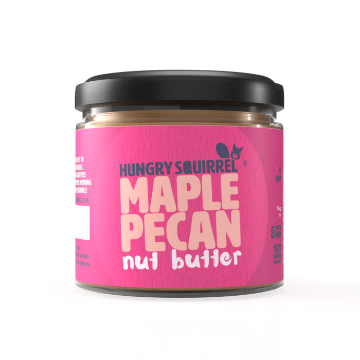 Maple Pecan Nut Butter