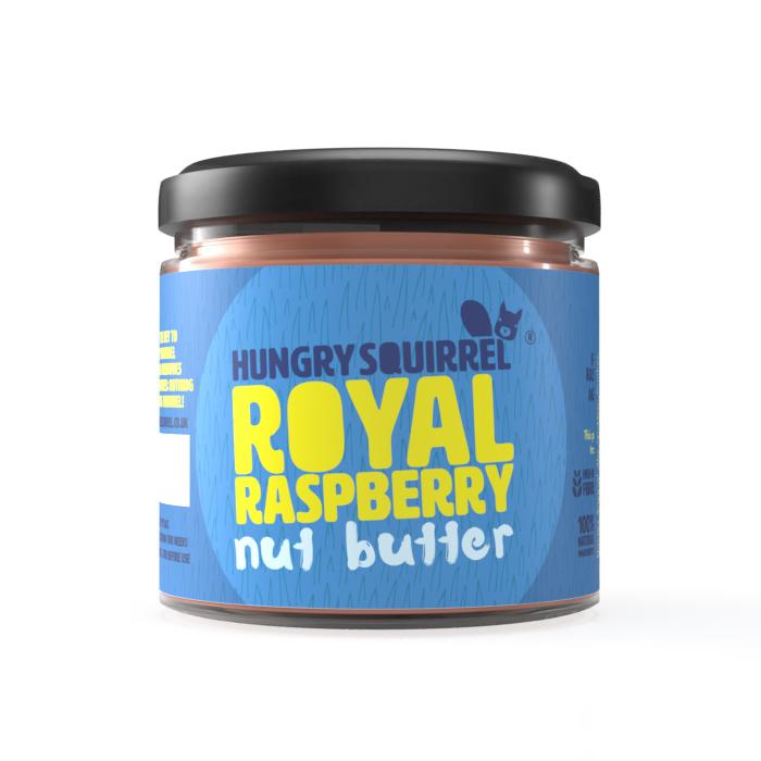Royal Raspberry Nut Butter